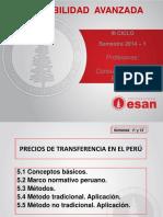 Precios Transferencia Peru