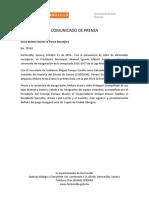 13-10-16 Inicia Maloro Acosta La Fiesta Naranjera. C-79316