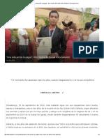 """""""Una Vida Jamás La Pagas"""", Dice Madre de Daniel Solís Gallardo _ La Plaza Diario"""