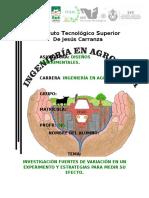 FUENTES DE VARIACIÓN EN UN EXPERIMENTO Y ESTRATEGIAS PARA MEDIR SU EFECTO.docx