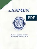 Examen Prayer Handout