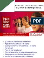 Detección y Prevención de Llamadas Falsas y de Broma