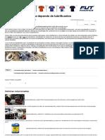 Manutenção Preventiva Depende de Lubrificantes - Inovação e Processos - CIMM