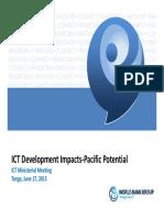 WorldBank - ICT Development Impacts