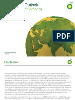 Bp Energy Outlook 2016 Focus on North America