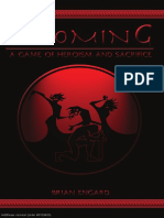 Becoming a Game of Heroism and Sacrifice (PDF)