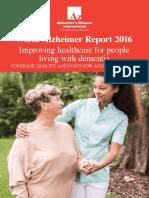 World Alzheimer Report 2016
