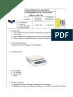 Sop Neraca Analitik Edit Klp IV