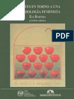 Eli Bartra - Debates en Torno a Una Metodologia Feminista