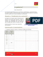 U2S2G2 Funciones Lineal Afin