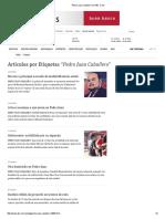 Pedro Juan Caballero en ABC Color