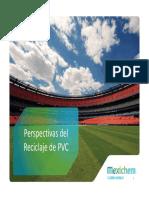 Perspectivas Del Reciclaje de PVC VI Conferencia Andina PVC y Sustentabilidad
