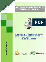 Excel Parte Uno
