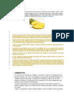 Piña La Piña Es Una Fruta Cítrica Llena de Vitaminas e Ideal Para Una Dieta Saludable