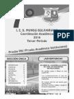 PAI GRADO  7