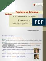Session 2 Fonética y Fonología Inglesa