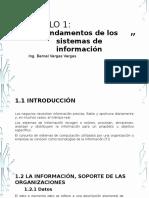 Clase 1. Principios Básicos de Los Sistemas de Información