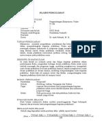 Silabus Pengembangan Eksperimen Fisika (FI700)
