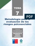 TEMA7 Metodologia de Psicosociales