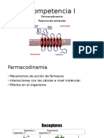 Farmacodianamia