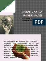 Surgimiento y propósito histórico de las universidades.pptx