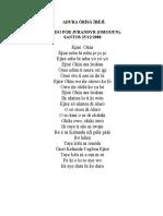 ADURA  ÒRÌSÁ  ÌBÈJÍ.doc