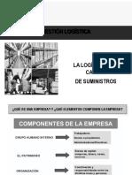 Logistica - Clase 1
