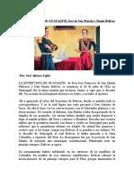 La Entrevista de Guayaquil José de San Martín y Simón Bolívar