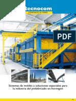 Tecnocom Katalog Spa-2 - Moldes de PRefabricados