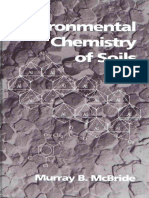 Environmental chemistry of soils.pdf