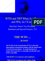 TC-20020308-015 WTO and TBT Presentation