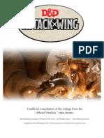 D&D Attack Wing Q&A Ver3