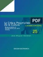 La Crítica Pragmatista