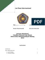Arus Dana Internasional