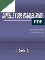 Daniel 2y sus paralelismos