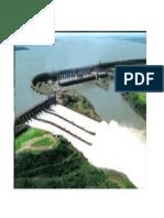 Central Hidroeléctrica Itipú Brasil-Paraguay