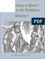 Paul's Epistle to the Galatians [1]