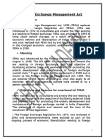 Foreign Exchange Management Act.docx