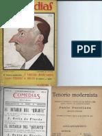 Pablo Parellada Tenorio Modernista