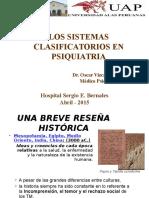 CLASE USJB-Sistemas Clasificatorios - HSEB[1]
