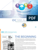 i Dc 50 Th Anniversary