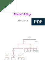 Ch.5 Metal Alloy