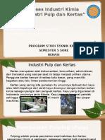 Pembuatan Kertas Dan Pulp Presentasi - Copy