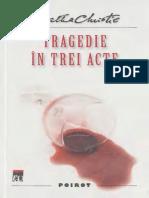 Agatha Christie - Tragedie in Trei Acte
