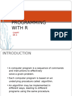 (44)Programming With r