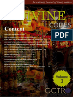 The Divine Codes- Issue 3