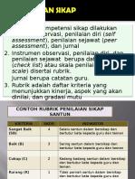 Norma Penilaian Sikap_1415.ppt