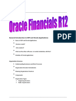 Oracle Applications Financials Functional-external - Share