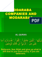 Chapter 5 Mudarba