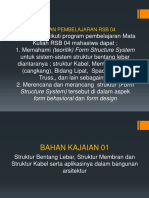 1. Struktur Bentang Lebar-rsb b&e